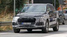 Audi Q7 und SQ7 2019: Facelift in Sicht