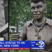 Lucille Ball's hometown unveiling new statue