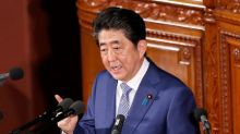 Japan PM Abe says to attend Pyeongchang Olympics