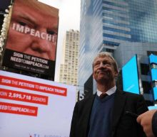 Billionaire buys Times Square billboards calling for Donald Trump's impeachment
