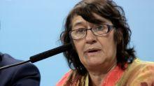 """Coronavirus en la Argentina: Sonia Alesso, titular de Ctera, dijo que la vuelta a clases se da """"por cuestiones mediáticas"""""""