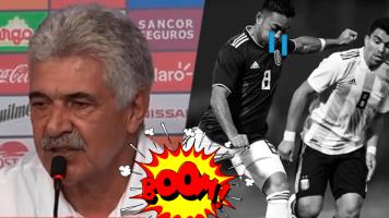 #HayTiro | El 'Tuca' cargó contra Marco Fabián en rueda de prensa por su pésima definición