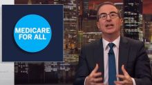 HBO's John Oliver has strong words for those who oppose 'Medicare for All'