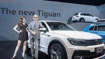 Volkswagen Tiguan 上市發表會