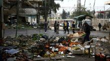 Car bomb kills 9 people in Syria's Afrin: monitor