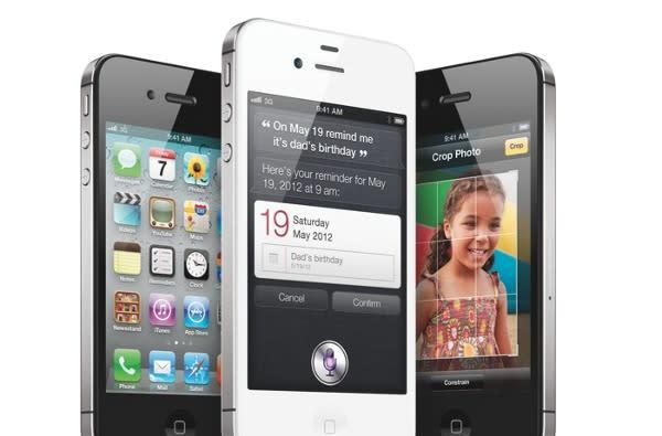 iPhone 4S officially announced: lands October 14th starting at $199 in sizes up to 64GB, coming to Sprint