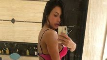 Gracyanne Barbosa revela seu peso: '80,15 quilos'