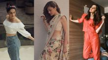 Taapsee Pannu Inspires Us To Level Up Our Fashion Game With Her Eclectic On-duty Outfits