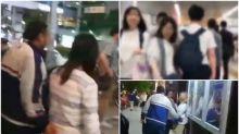 【有片】日本痴漢出沒注意 偷拍影片Twitter熱傳