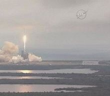SpaceX 's next salvo in the space wars: Launching test satellites to bring the Web to billions