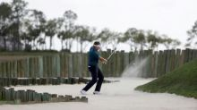 Britain's bogey-free Poulter surges to PGA Heritage lead