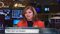 Maria's Observation: My 20th year at CNBC
