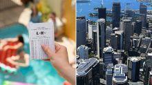 Australia's luckiest lotto suburbs revealed