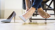 Ist es gesundheitsschädlich, seine Schuhe in der Wohnung anzulassen?