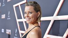 Elizabeth Banks recalls feeling insecure over photos of her 'chicken legs' and 'raging acne'