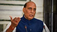 Pakistan, China creating border row under mission: Rajnath Singh