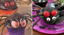 This is the perfect recipe to make with kids this Halloween