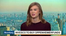 Invesco to Buy Oppenheimer Funds in $5.7 Billion Active Management Bet