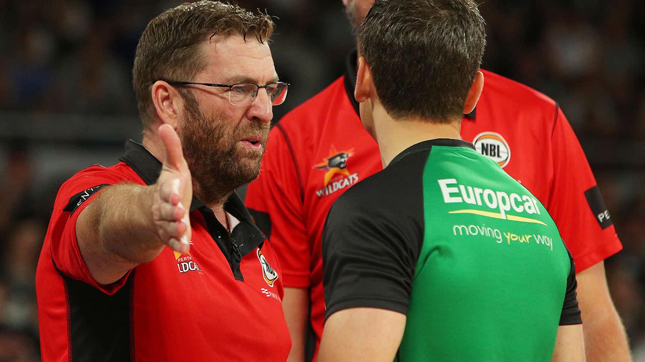 NBL coach makes massive Finals accusation