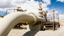 Natural Gas Consolidates in Light Volume