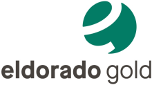 Eldorado Gold Announces First Quarter 2021 Preliminary Production Results and Conference Call Details