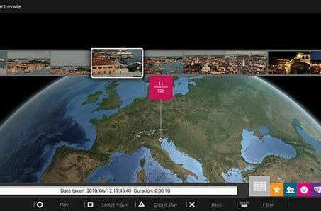 'Filmy' PS3 app lets you view and organize video captured by Sony cams