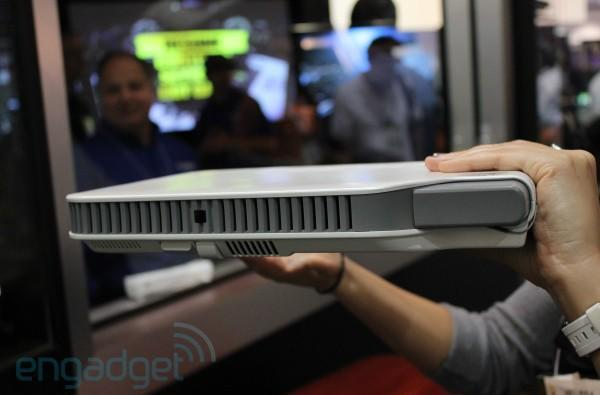 Casio's slim XJ-A projectors repurposed for gaming, we take a gander