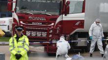 UK truck driver pleads guilty in deaths of 39 Vietnamese