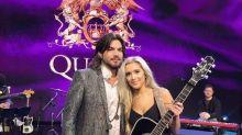 Don't stop him now: Adam Lambert returns to 'American Idol' to mentor Queen Night