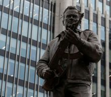 Monument to designer of AK-47 rifle scarred by sculptor's lapse
