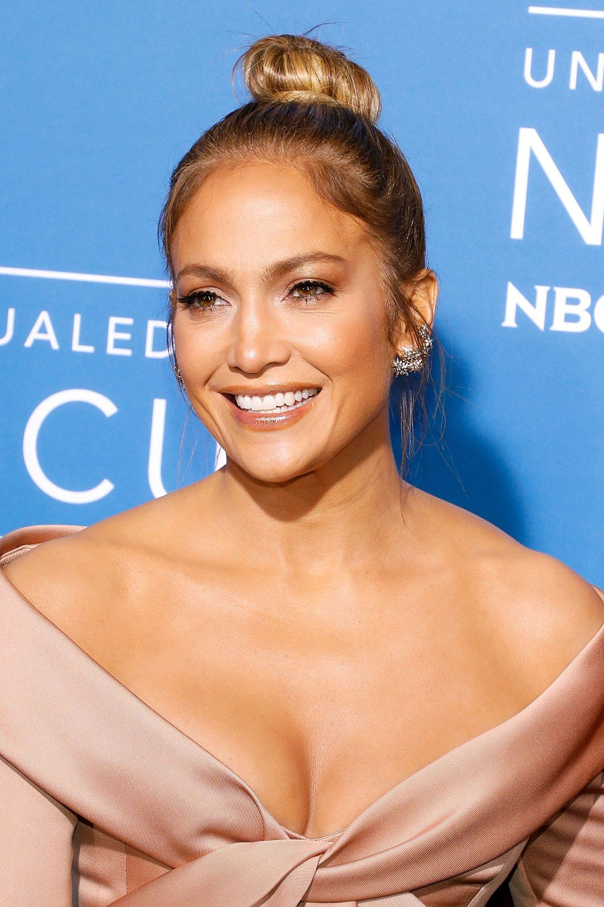 Jennifer Lopez Rocked a Familiar '90s-Inspired Hairstyle ...