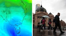 Freezing cold blast to sweep across southern Australia