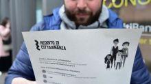 Reddito cittadinanza a oltre un milione di famiglie, media 493 euro
