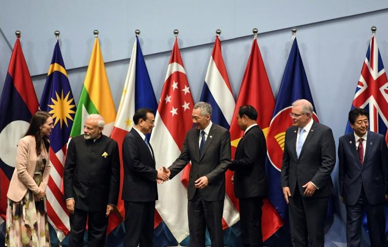 Huge Asian trade pact to be signed in coup for China