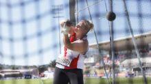 Athlé - Kladno - Nouveau record de France pour Alexandra Tavernier avec 75,24m à Kladno