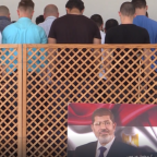 Mourners Gather for Memorial Prayers for Mohamed Morsi in Sarajevo