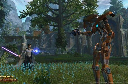 Star Wars: The Old Republic senior writer talks about writing the Jedi Knight