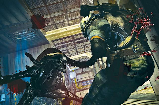 'Aliens: Colonial Marines' mod may actually make the game fun