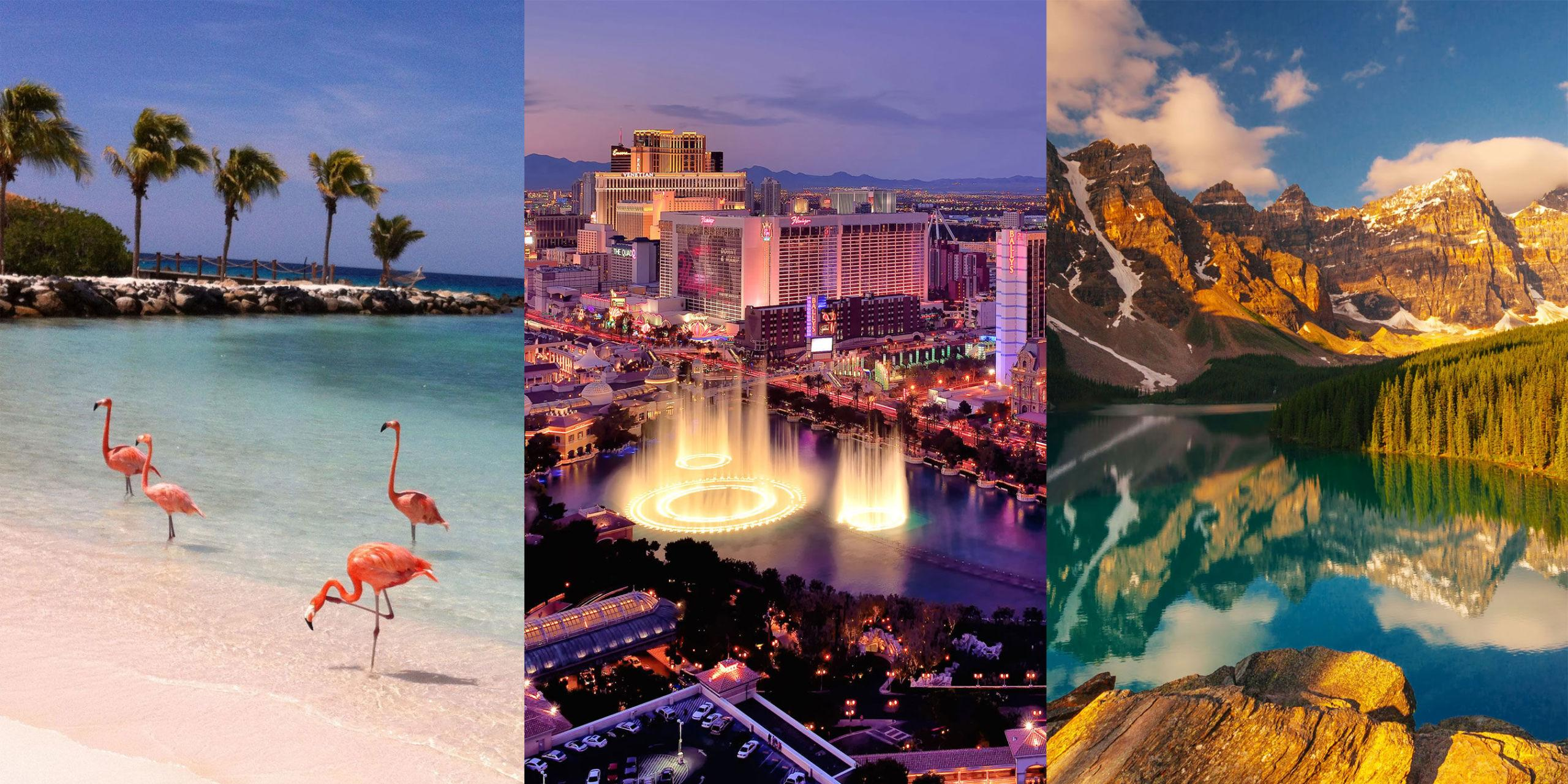 12 of the best vacation destinations for you and redbook for Best cheap vacations in the us