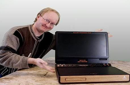 Ben Heck crafts Atari-styled Xbox-360, takes us back to the '70s