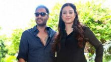 Say What? Tabu reveals that she is single because of Ajay Devgn