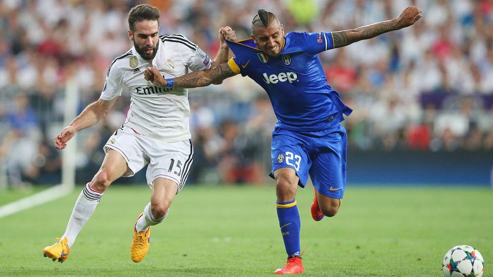 Vidal ya sabe lo que es eliminar a Real Madrid en Champions