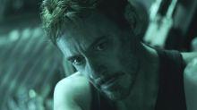 Iron Man's death scene in 'Avengers: Endgame' was improvised