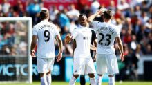 Swansea sign off by beating West Brom