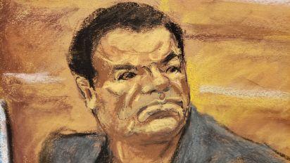 """¿Capo de capos o chivo expiatorio? El mito del Chapo se tambalea en el """"show"""" de la corte de Nueva York"""
