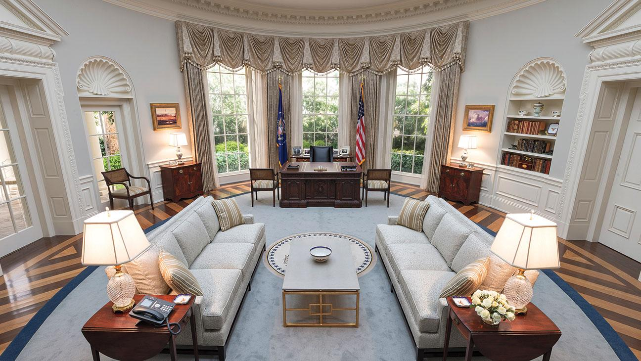 3 TV Set Designers on How They'd Design the Oval Office ...
