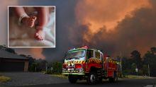 'Horrendous': How bushfire smoke can impact babies for DECADES