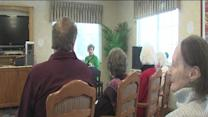 Music helps Alzheimer's patients remember
