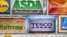 Tesco named Christmas winner as grocery shoppers spend extra £1bn