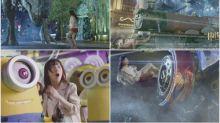 【有片】大阪環球影城有新嘢 3D投影玩 哈利波特/變形金剛/Minions/侏羅紀